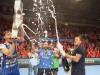 Szegedi öröm Veszprémben – így ünnepelt a bajnokcsapat