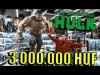A 3.000.000 FORINTOS HULK FIGURA!