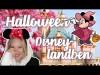 Halloween Disneylandben vlog + játék