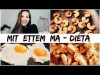 MIT ETTEM MA - egészséges diéta?!!│Karin Dragos
