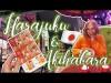 Kawaii Monster Café, luckybag, 4D horror játék | HARAJUKU & AKIHABARA | JAPÁN VLOG