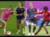 Női BL: így edzett a Lyon és a Barcelona a Groupama Arénában