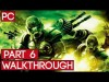 Command and Conquer 3 Tiberium Wars Walkthrough GDI Part 6