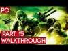 Command and Conquer 3 Tiberium Wars Walkthrough GDI Part 15