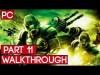 Command and Conquer 3 Tiberium Wars Walkthrough GDI Part 11