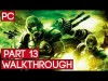 Command and Conquer 3 Tiberium Wars Walkthrough GDI Part 13