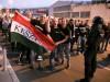 Splitben is hangosak a magyarok – így vonultak a szurkolók a Poljud Stadionhoz