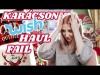 KARÁCSONYI WISH HAUL - FAIL | ALEXY VIVIEN