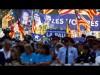 Félmillióan tüntettek a békéért Barcelonában