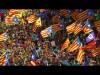 Barcelona: Demonstráció a függetlenségért