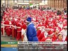 Több ezer Mikulás futott Budapesten - Echo Tv